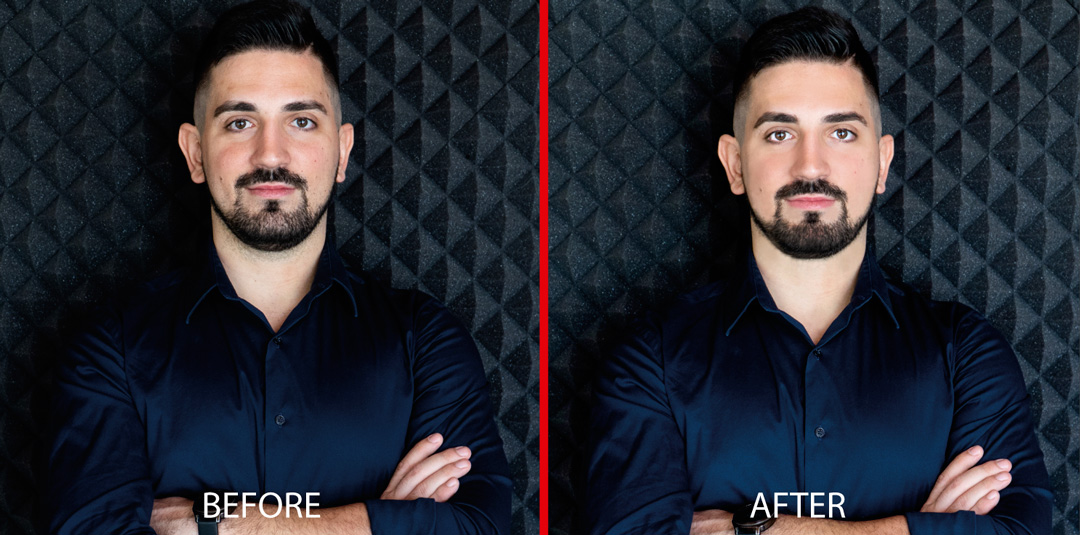 Saverio Cirillo | Before / After