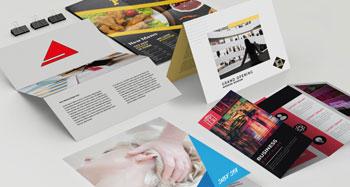 cataloghi brochure e volantini